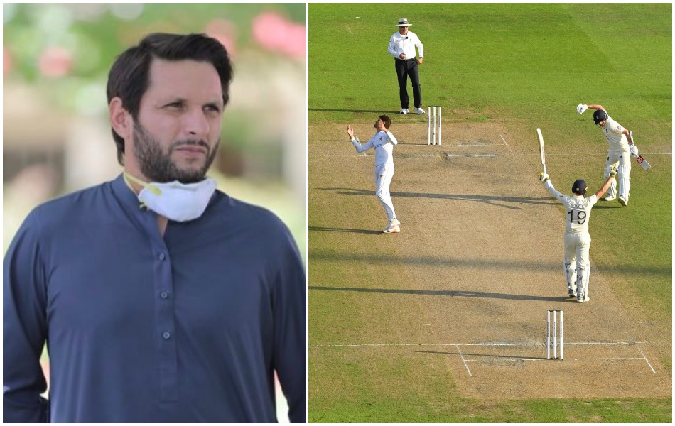 Shahid Afridi, Mohammad Yousaf reacts in disappointment after Pakistan defeat vs Eng in 1st test