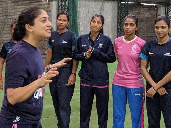 महिला क्रिकेट के उत्थान में अहम रोल-