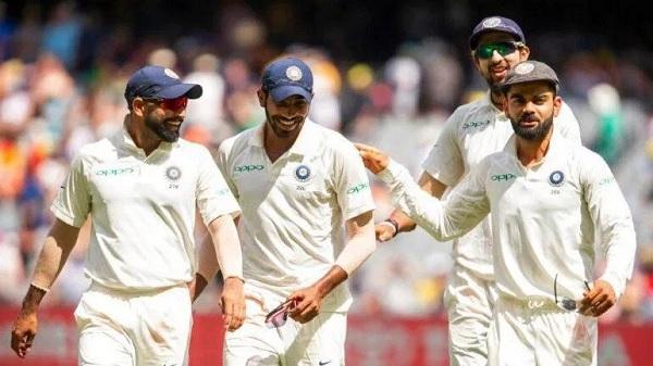 'कोहली ने तेज गेंदबाजी पर विश्वास दिखाया'