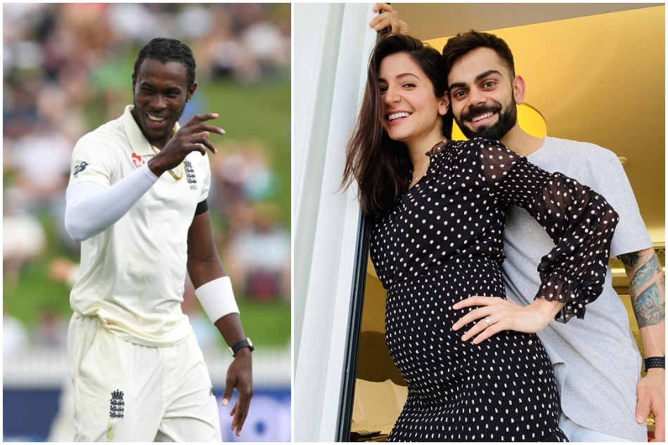 Jofra Archer tweet goes viral after Virat Kohlis baby news, fans say it is the delivery date