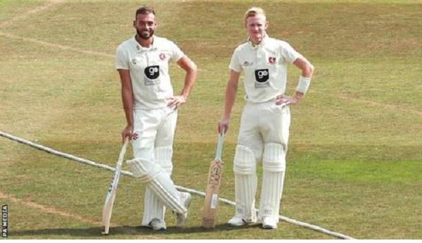 मैच में कमाल किया इस 19 वर्षीय बल्लेबाज ने-