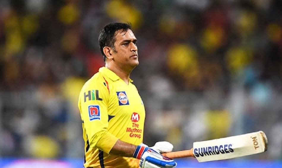 MS Dhoni was doing net practices in CSK camp in Chennai before retirement announced, see pictures