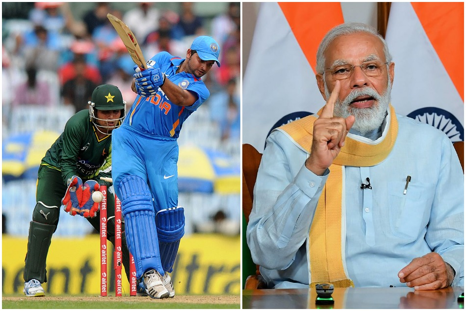 Suresh Raina gives reply to Prime Minister Narendra Modis appreciation letter to him