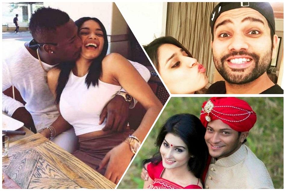 क्रिकेट जगत की 5 सबसे खूबसूरत जोड़ियां, नंबर 3 वाली के होते हैं खूब चर्चे
