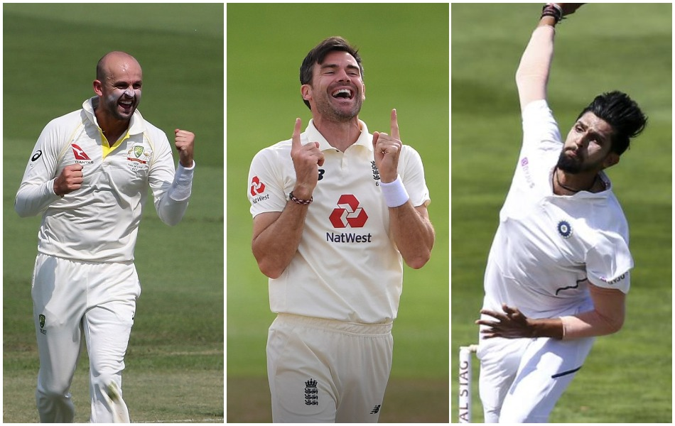 Most Test wickets among current bowler with their age, who can reach near to James Anderson