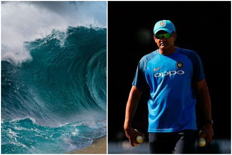Anil Kumble narrates how he did escape from 26 December 2004 tsunami