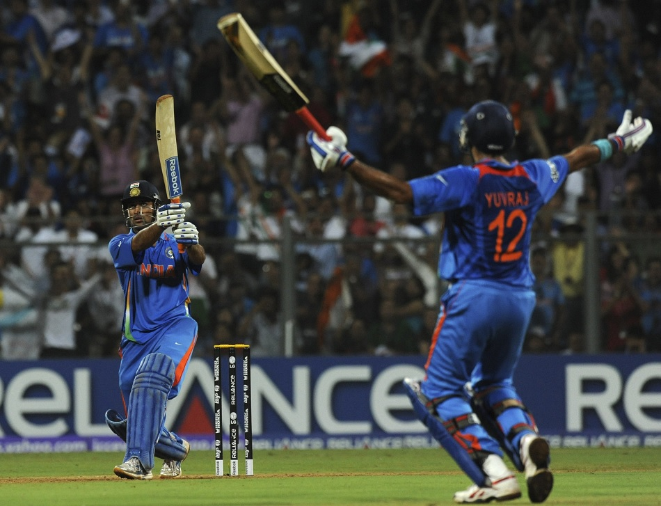 MS Dhonis bat is the most expensive willow in cricket, it was used in that six in 2011 World Cup final