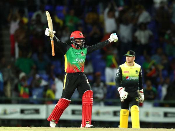सेंट लूसिया ने भी 7 विकेट से जीता मैच