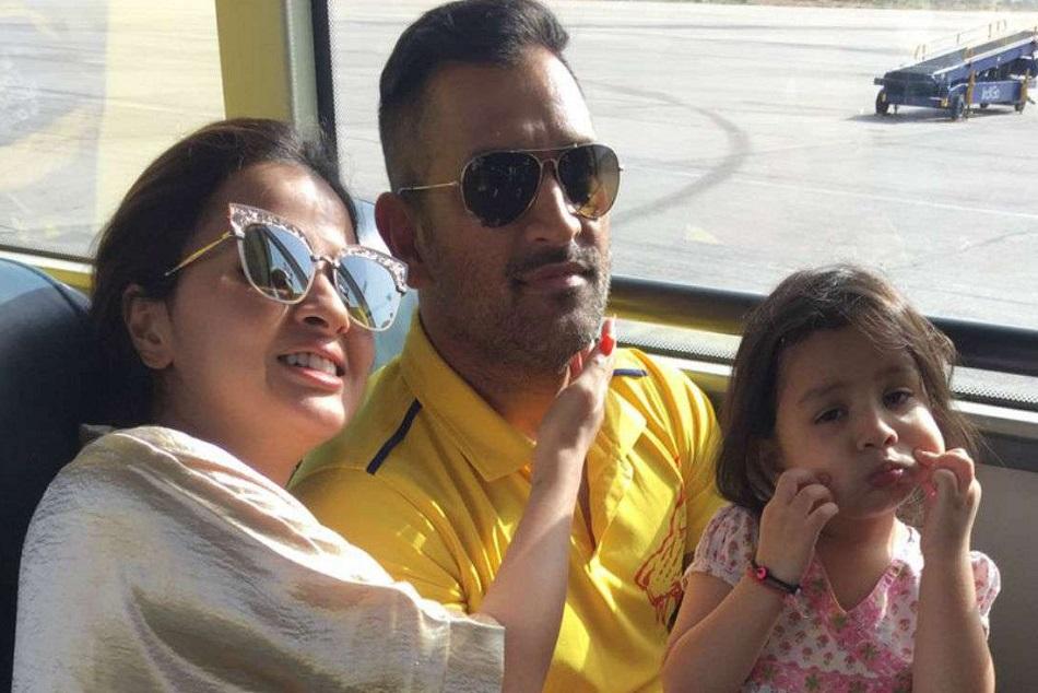 IPL 2020 : बुर्ज खलीफा के पास ठहरेगी CSK टीम, साथ में नहीं जाएगा परिवार
