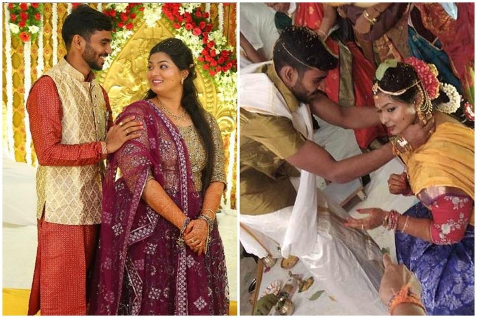 कोरोना काल में शादी के बंधन में बंधा ये भारतीय क्रिकेटर, सिर्फ चुनिंदा मेहमान ही पहुंचे