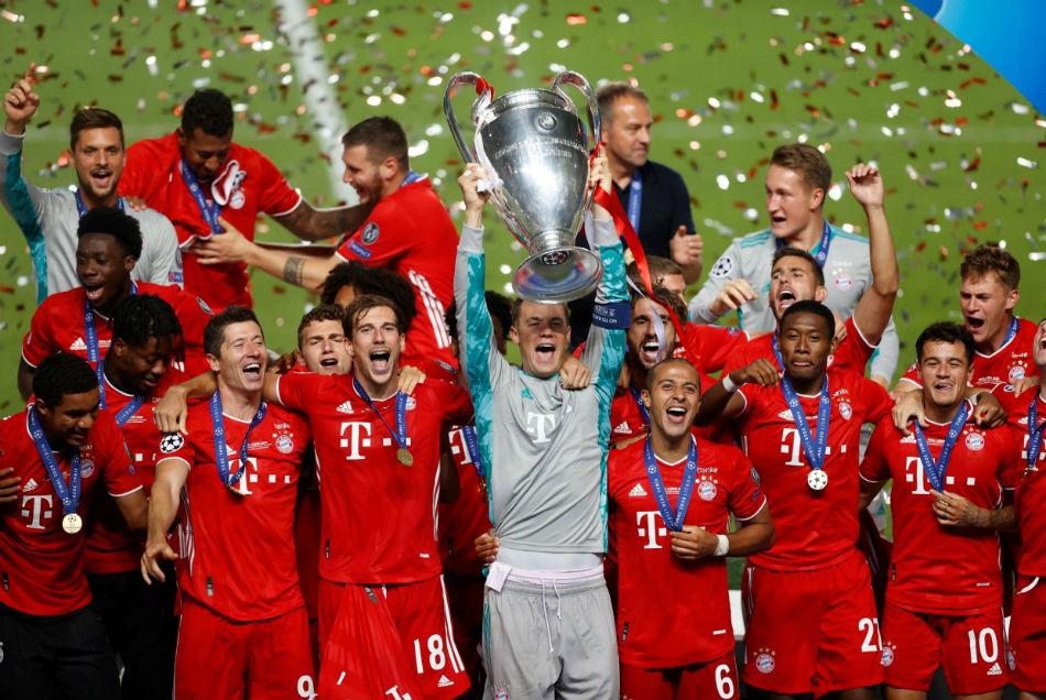 PSG vs Munich