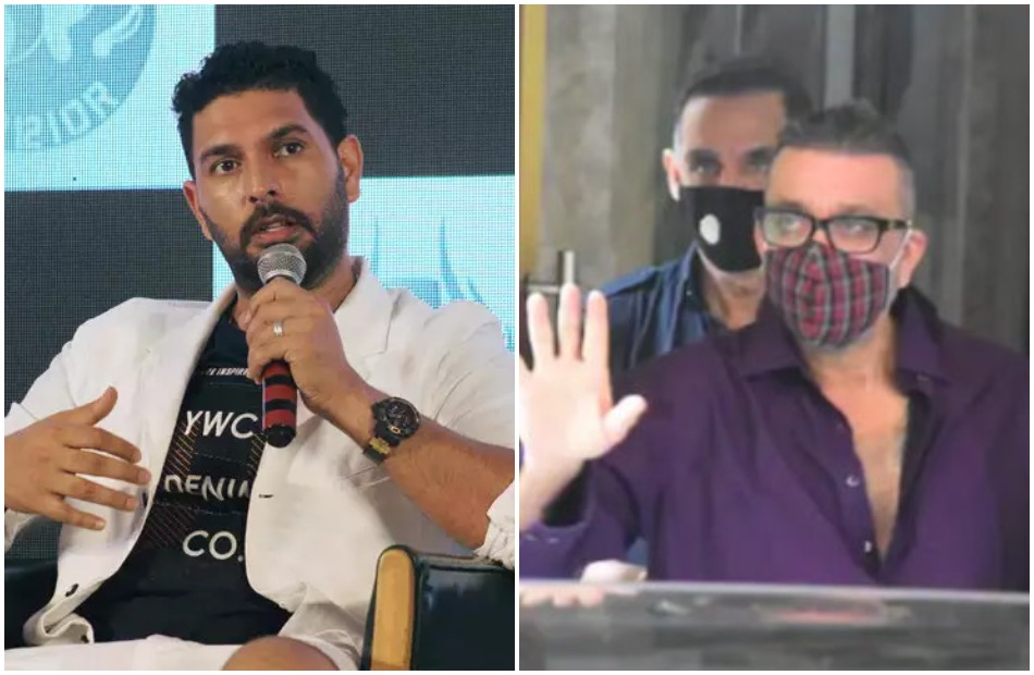 Cancer survivor Yuvraj Singh says Sanjay Dutt is a fighter