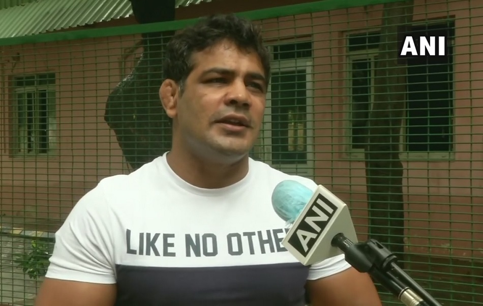 Olympian Sushil Kumar congrats to players who won sports awards this year, and made one request