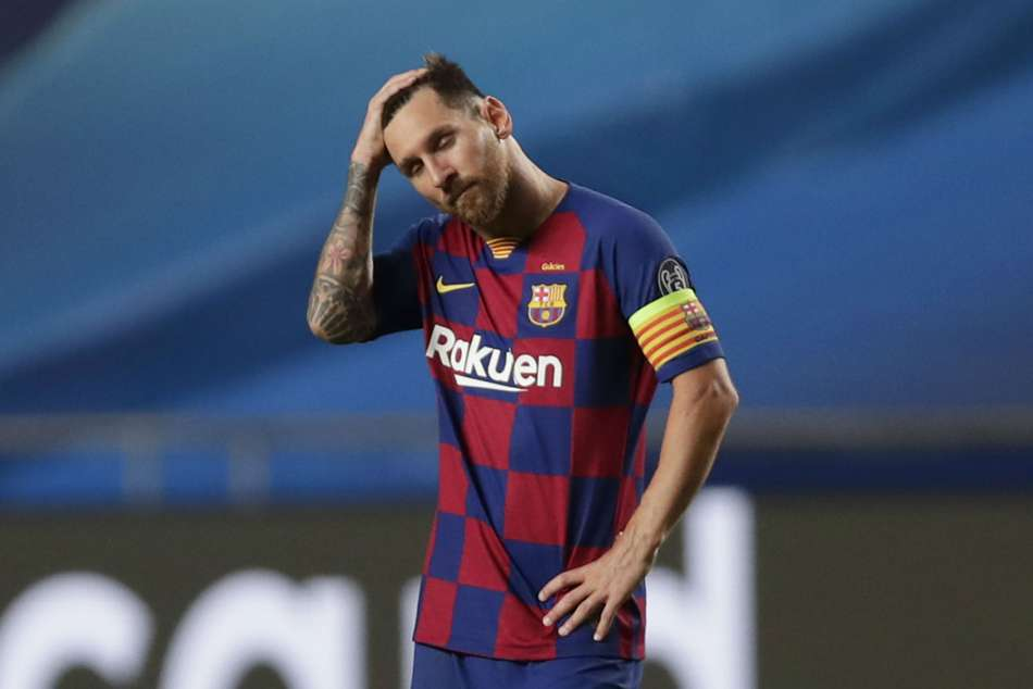 Lionel Messi to stay at Barcelona as financial issue made it almost impossible for him to exit
