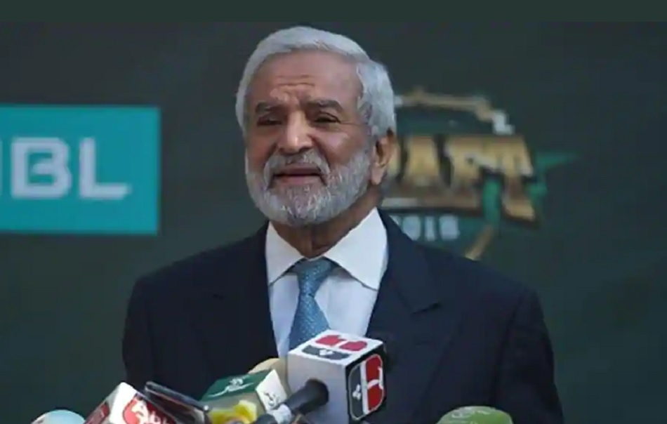 PCB Chief Ehsan Mani opposes anyone from India, England and Australia to become ICC President