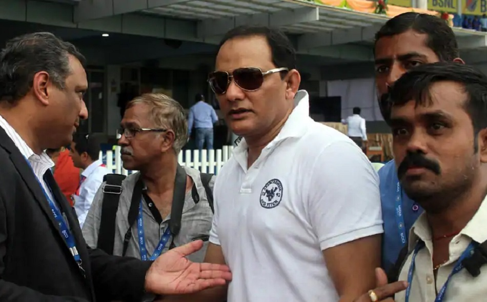 Mohammad Azharuddin lodges police complaint against HCA member, accuses him of verbal abuse