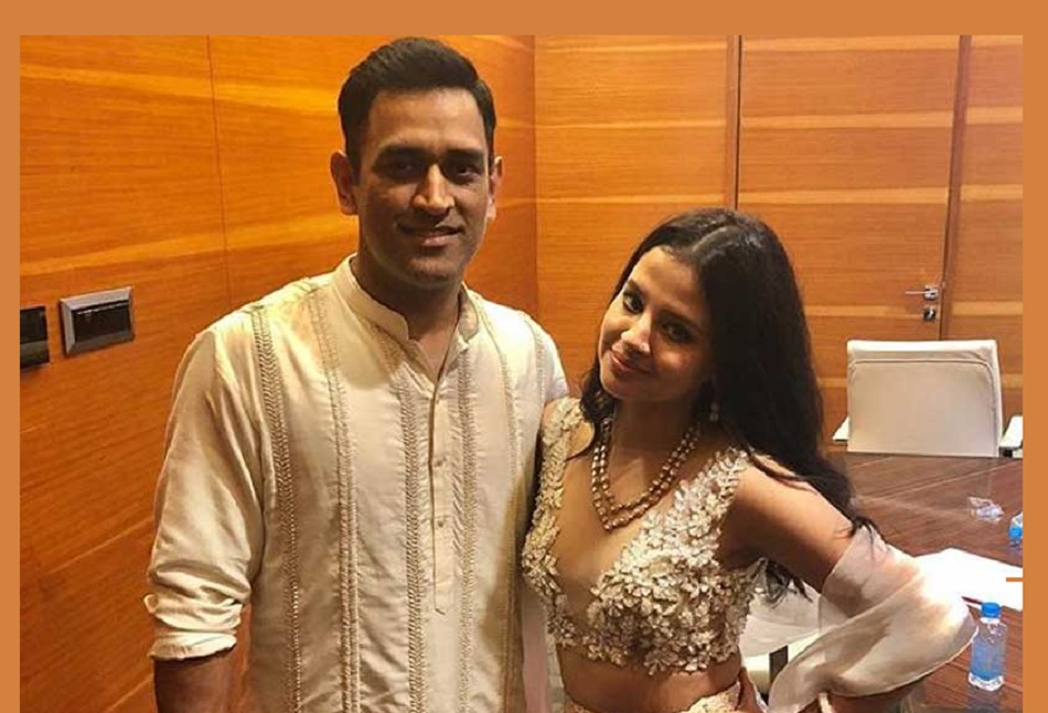 IPL 2020: MS Dhonis wife Sakshi requested CSK manager to show Mahi to her, Watch