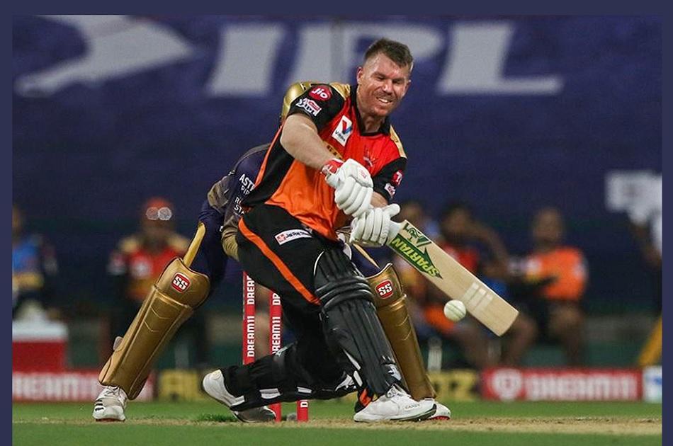 IPL 2020: धीमी बल्लेबाजी पर बरसे डेविड वार्नर, खुद पर ली हार की जिम्मेदारी