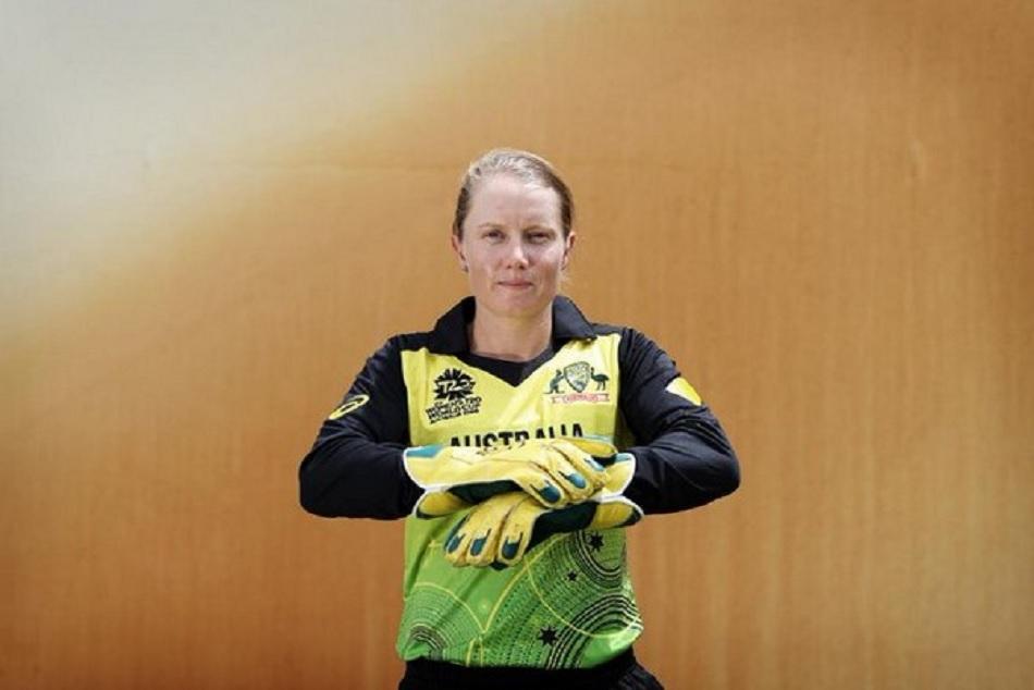Australian womens wicketkeeper Alyssa Healy breaks MS Dhonis record