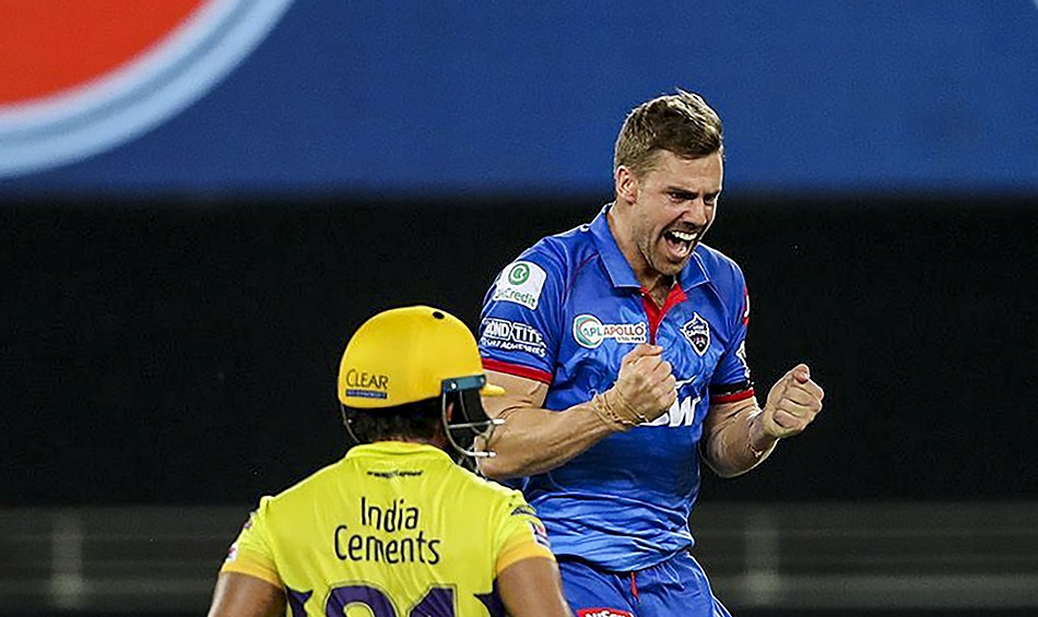 The first two wickets of IPL career proved to be special, Delhi Capitals Anrich Nortje shares experience