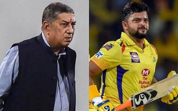 श्रीनिवासन ने कहा - गेंद टीम प्रबंधन के पाले में है