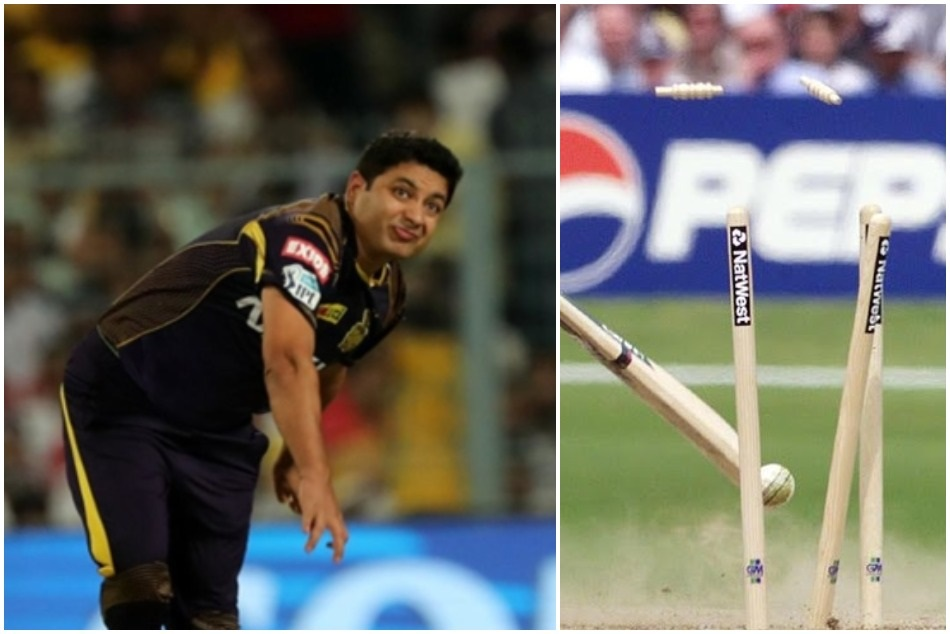 IPL 2020: After conusming sixes on the day 1, Piyush Chawla bowled MS Dhoni on next day- VIDEO viral