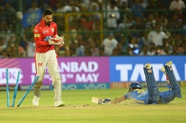 राहुल का कप्तान के तौर पर पहला सत्र-