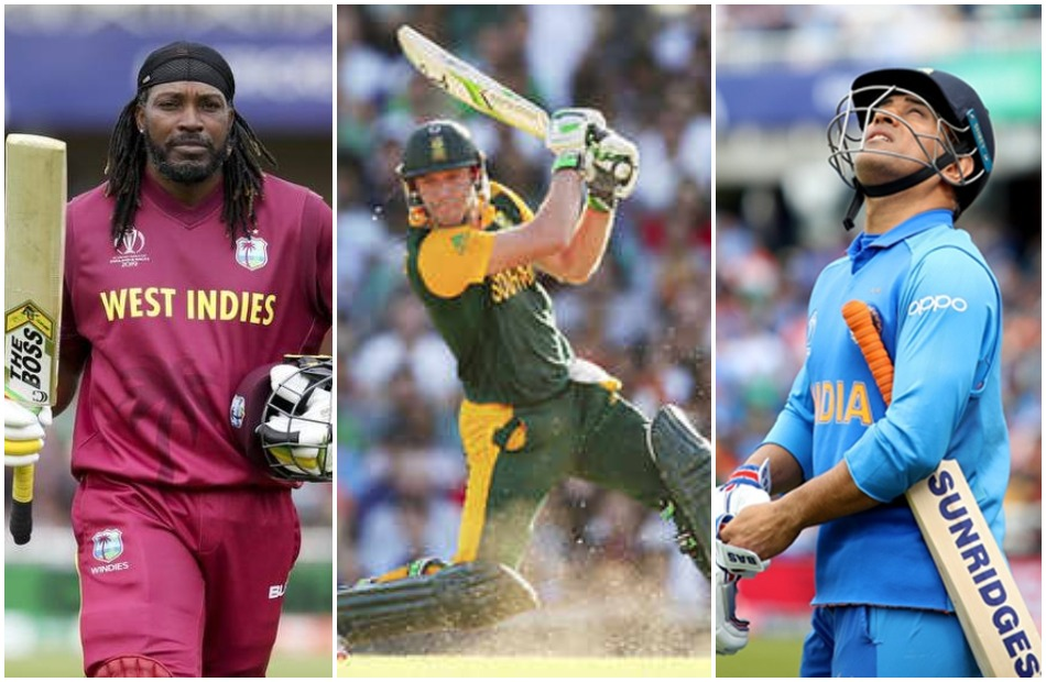 Chris Gayle leads batsmen with most sixes in IPL history, Virat Kohli not even in top-5