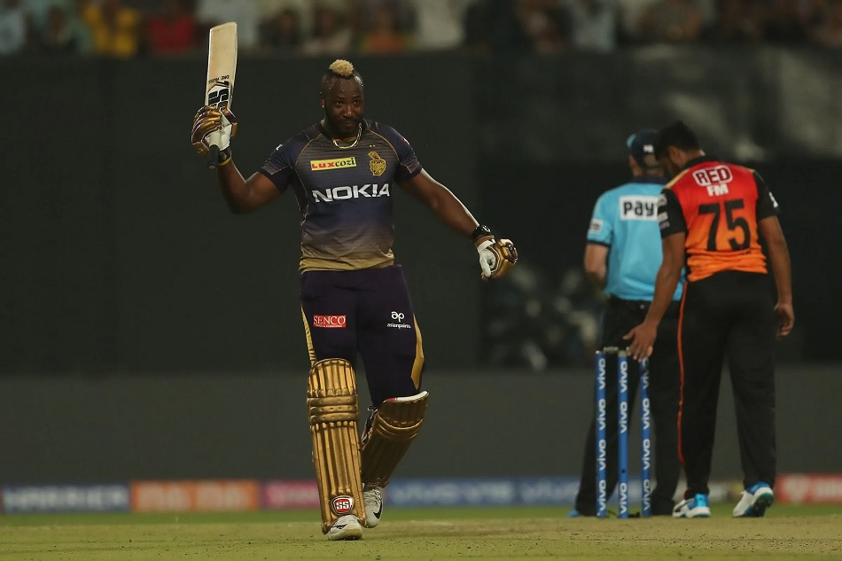 IPL 2020: KKR All rounder Siddhesh Lad said he would not want to bowl Andre Russell even in nets