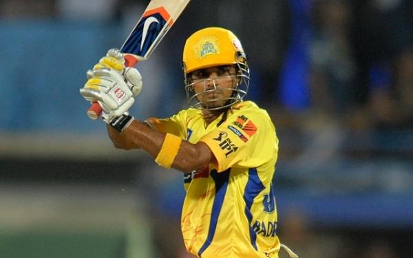 3. एस बद्रीनाथ (चेन्नई सुपर किंग्स, 2010 और 2011)