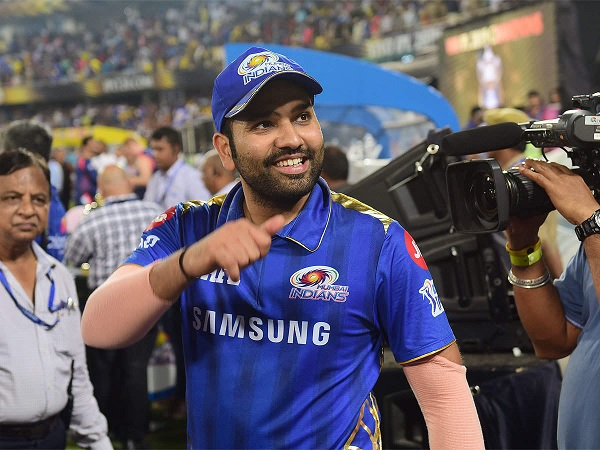 रोहित का आईपीएल रिकॉर्ड-