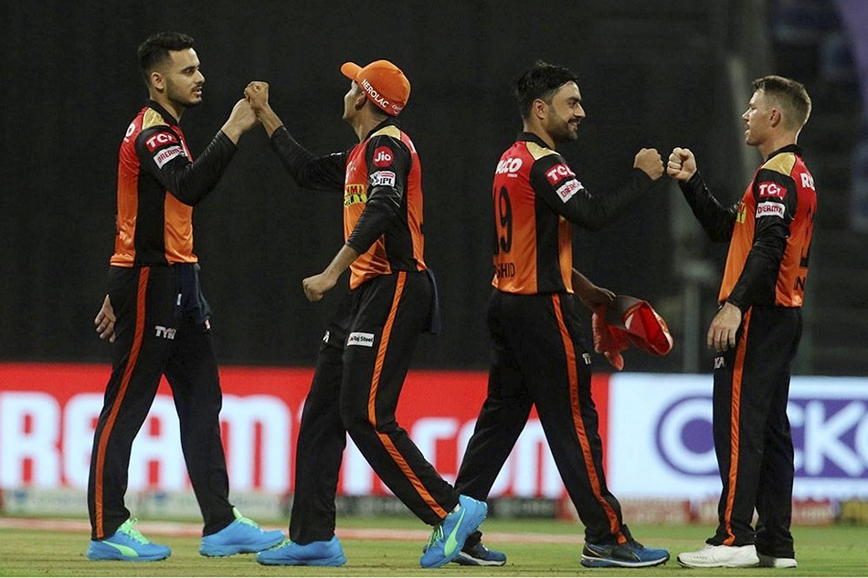 IPL 2020: Om Tewatia Namah- Virender Sehwag did hilarious tweet on SRH off the mark in season