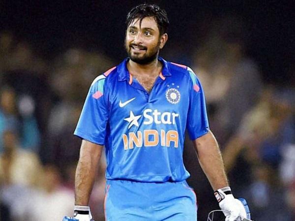 अंडर -19 विश्व कप में भारत की कप्तानी की