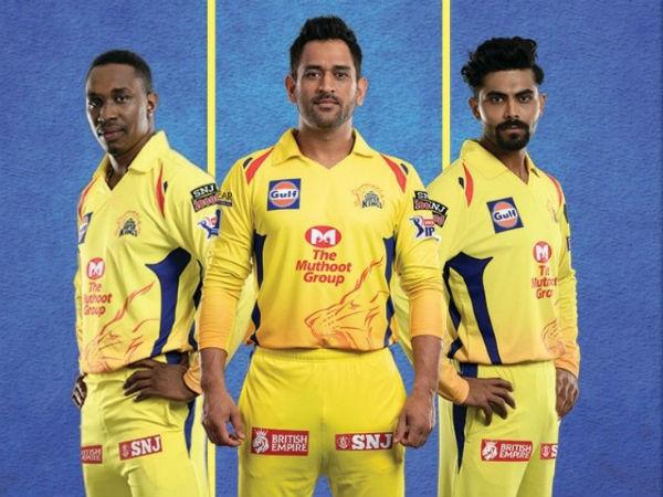 चेन्नई सुपर किंग्स (Chennai Super kings)