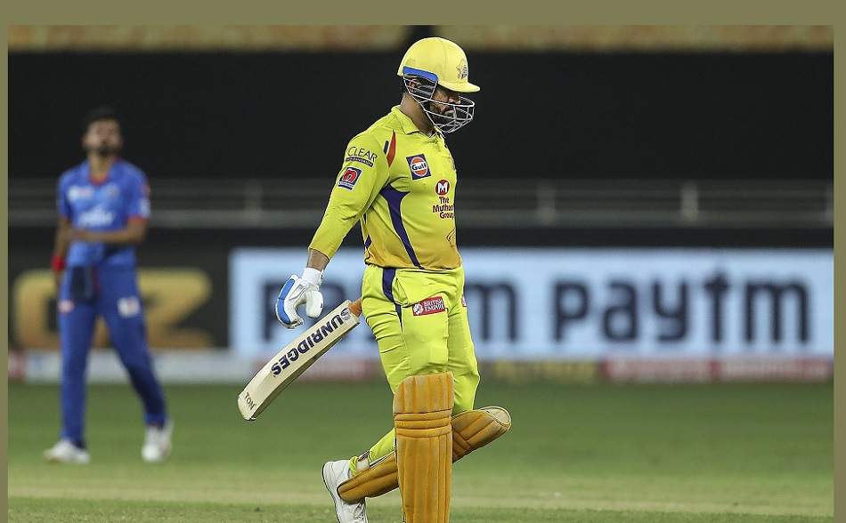 IPL 2020 Chennai Super Kings vs Delhi Capitals: Four mistakes committed by MS Dhoni & company