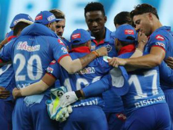 दिल्ली ने पहली पारी में बनाये 175 रन
