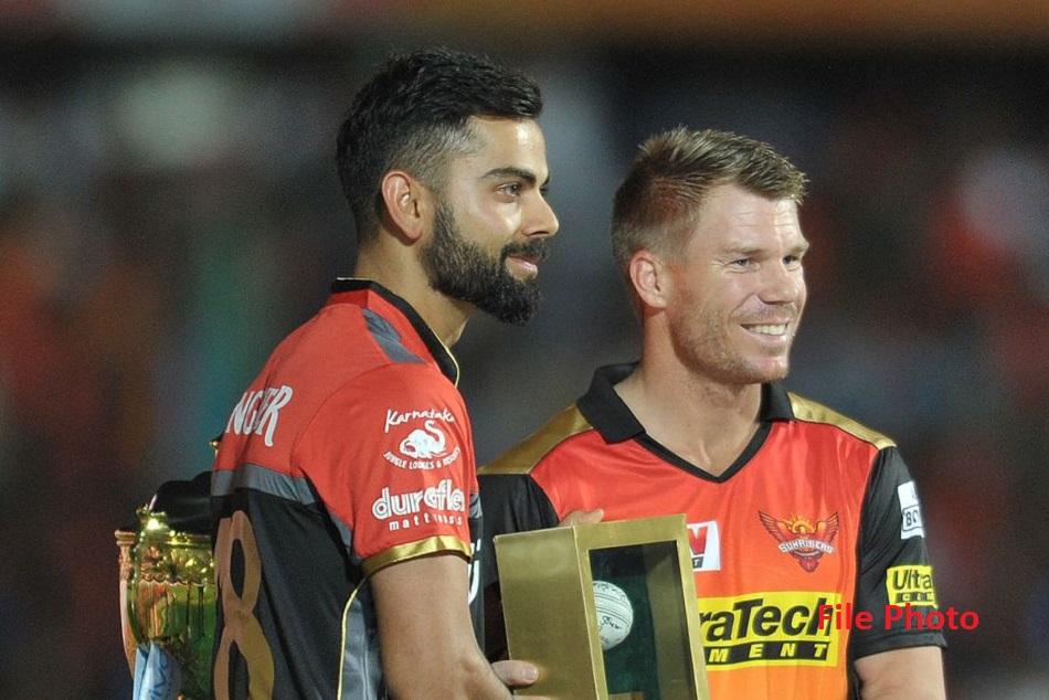 IPL 2020 : आरसीबी और हैदराबाद में होगी टक्कर, देखें दोनों टीमों का हेड टू हेड