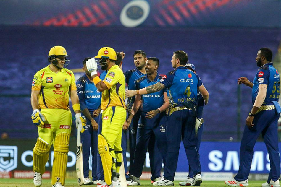 IPL 2020 MI vs CSK: Couple of healthy waistlines is seen in first match, former hockey captain surprised