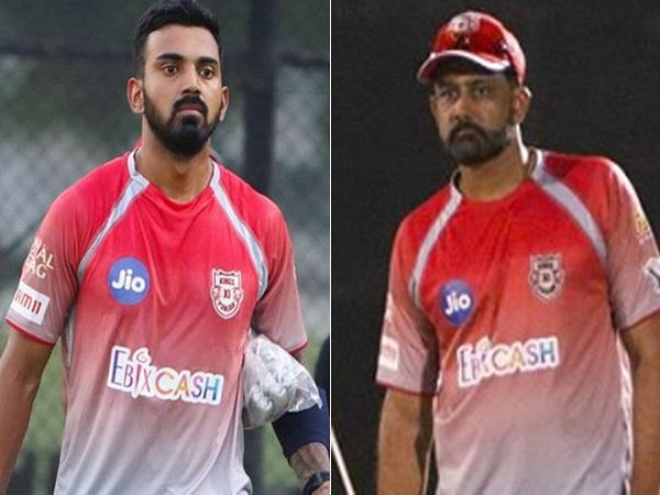 3. कोच और कप्तान के रूप में अनिल कुंबले और केएल राहुल