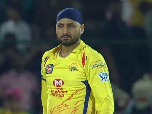 हरभजन सिंह आईपीएल से बाहर