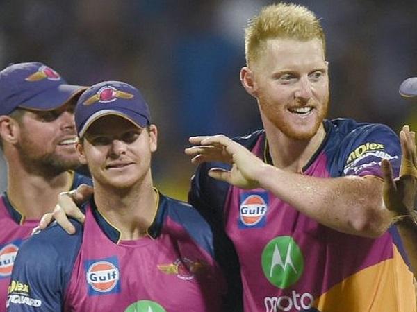 राजस्थान रॉयल्स - स्टीव स्मिथ और बेन स्टोक्स (12.50)