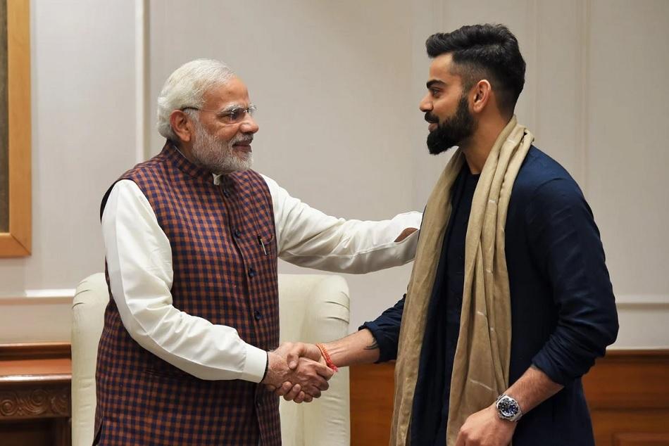 विराट कोहली से इस दिन PM मोदी करने जा रहे हैं खास बात
