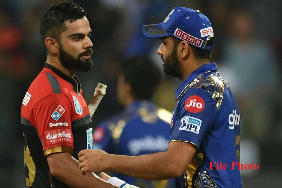 MI vs RCB : कोहली और रोहित में होगी टक्कर, दोनों टीमों में किसका पलड़ा है भारी?