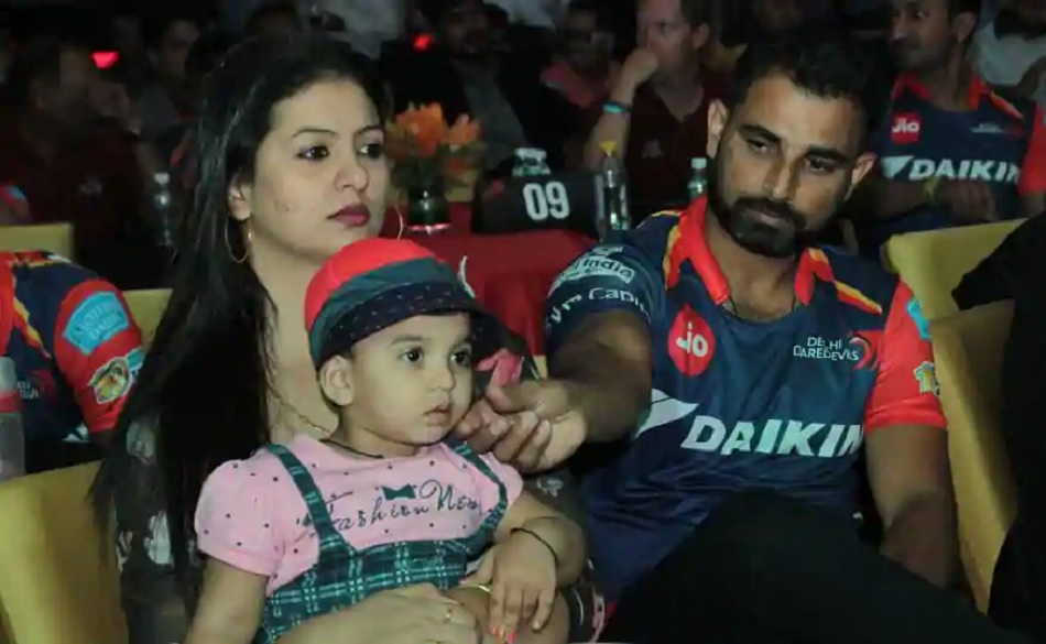 IPL 2020: Mohammad Shami being emotional and says He misses her daughter a lot