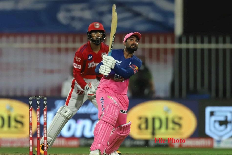 IPL 2020 : राहुल तेवतिया ने दिलाई युवराज सिंह की याद, सहवाग बोले- माता आ गई