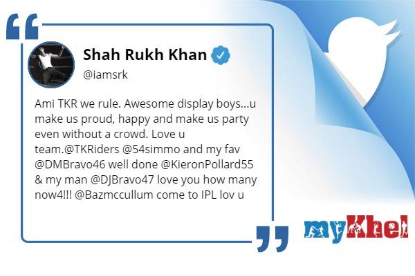जानें क्या बोले शाहरुख खान