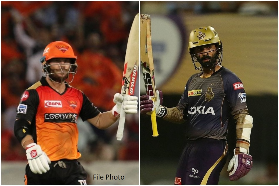 IPL 2020: SRH forced to one change for Shaun Marsh, both team predicted eleven KKR