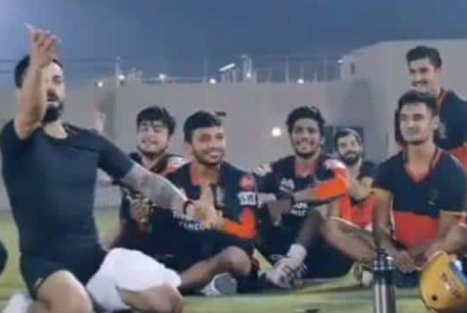 आरसीबी के प्रदर्शन पर निर्भर करती है जीत