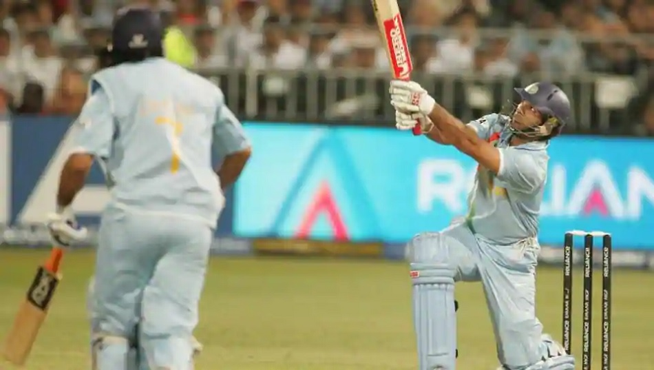 On This Day: 6 sixes in one over, Yuvraj Singh named him on History 13 years ago