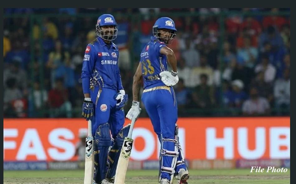 IPL 2020: Hardik Pandya compares Krunal Panadya Yorker with Wasim Akram